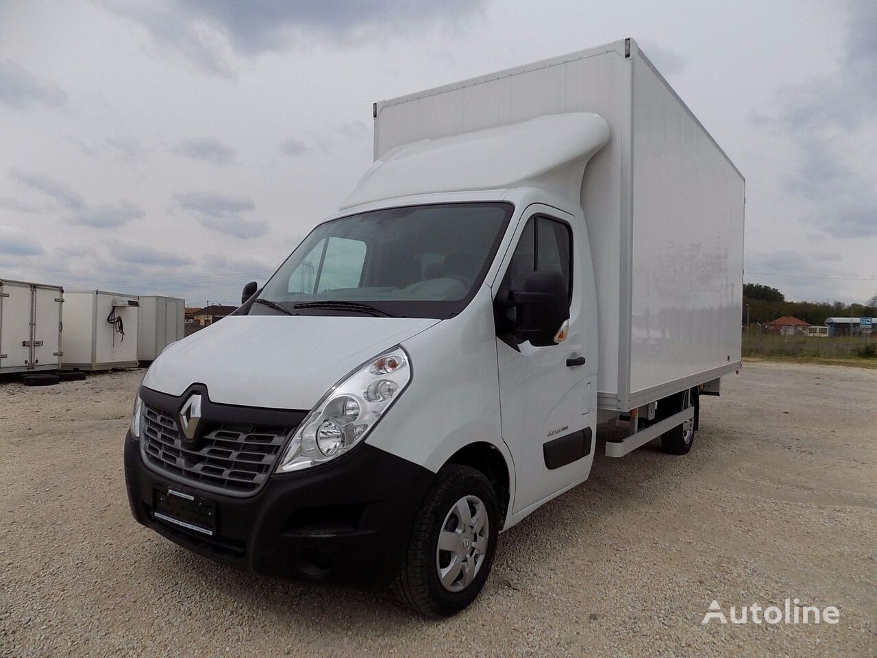 καινούριο μίνι φορτηγό κόφα VOLKSWAGEN Crafter XLH2, 15,6m3, 136Ps