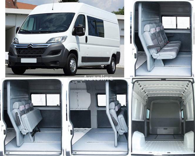 καινούριο μίνι λεωφορείο διπλοκάμπινο CITROEN Jumper