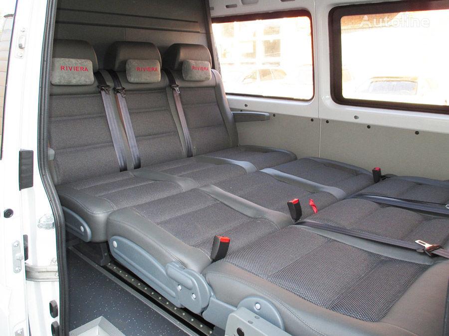 καινούριο μίνι λεωφορείο διπλοκάμπινο FORD Transit