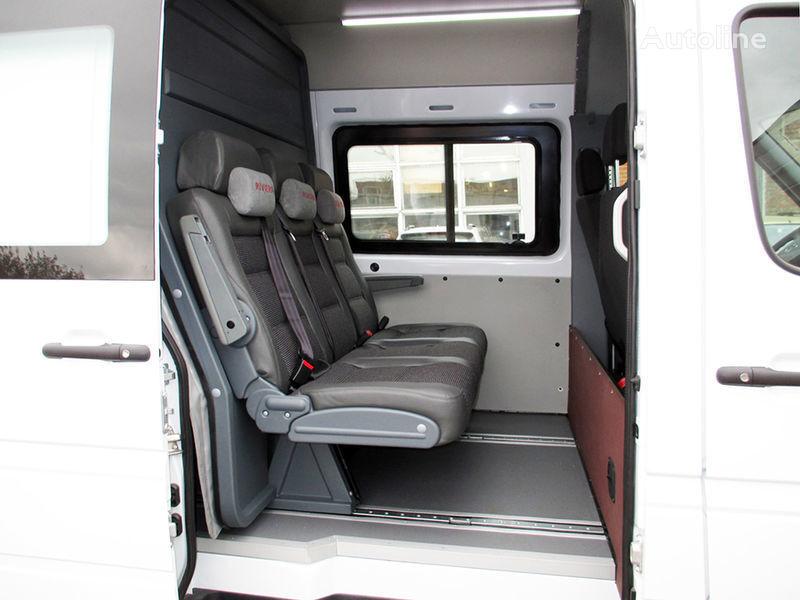 καινούριο μίνι λεωφορείο διπλοκάμπινο MERCEDES-BENZ Sprinter