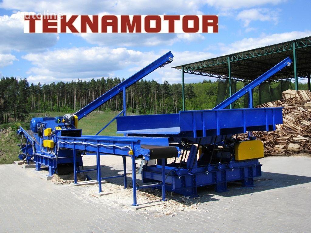 καινούριο πριονιστήριο TEKNAMOTOR Skorpion 650 EB