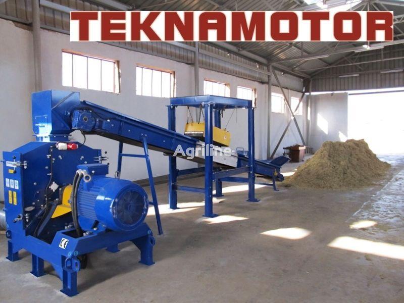 καινούριο πριονιστήριο TEKNAMOTOR Skorpion 800