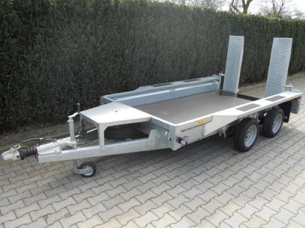 ρυμουλκούμενο αυτοκινητάμαξα IFOR Williams GX106 3.5T PLANT TRAILER