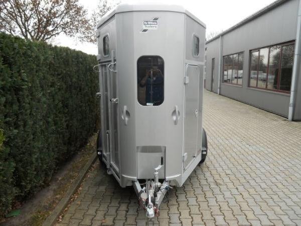 ρυμουλκούμενο μεταφοράς αλόγων IFOR Williams HB506