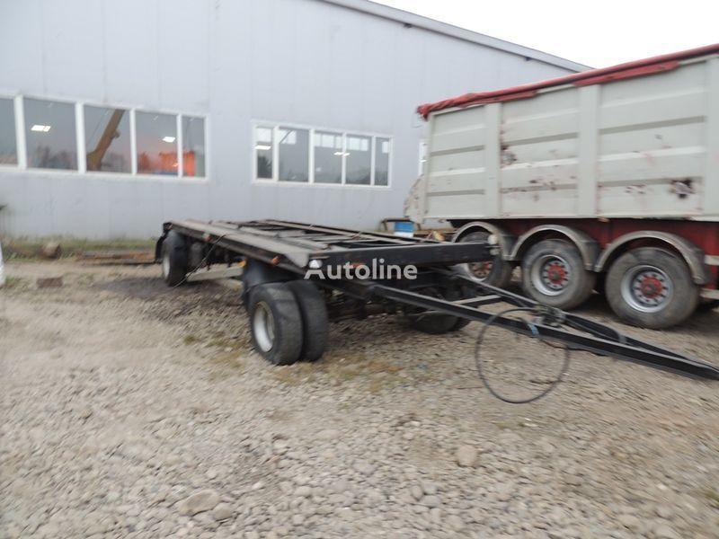 ρυμουλκούμενο μεταφοράς εμπορευματοκιβωτίων KÖGEL Pricep tral