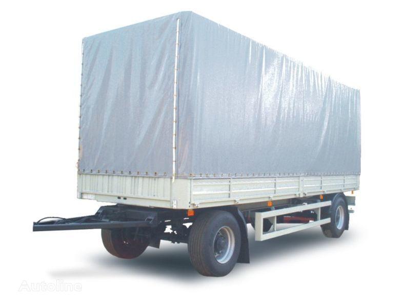 καινούριο ρυμουλκούμενο μουσαμάς MAZ 870110-3010