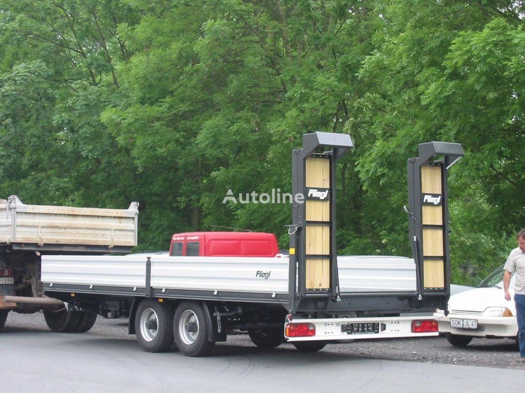 καινούριο ρυμουλκούμενο πλατφόρμα με χαμηλό δάπεδο FLIEGL Fliegl TTS 100