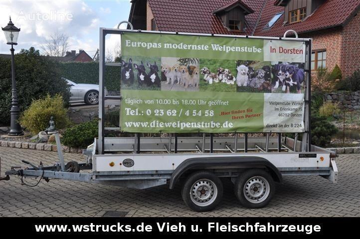 ρυμουλκούμενο πλατφόρμα BöCKMANN Werbeanhänger