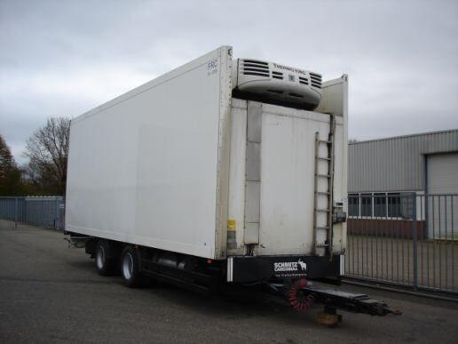 ρυμουλκούμενο ψυγείο SCHMITZ Schmitz Cargobull 2 AXLE TRAILER - FRIGOBOX -THERMOKING