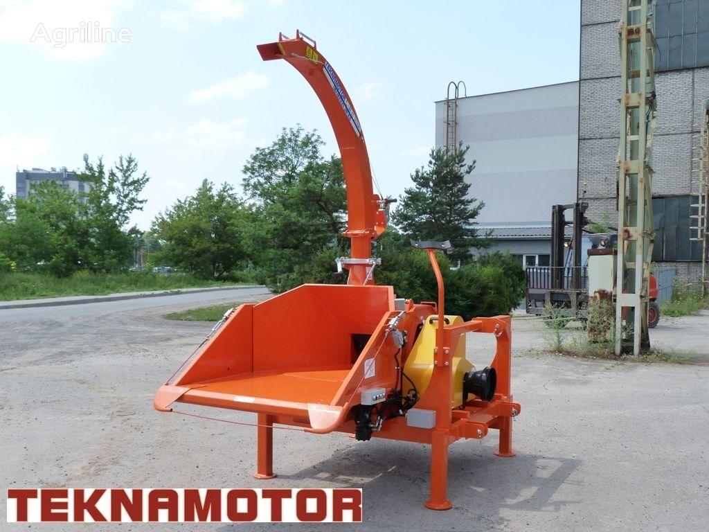 καινούριο τεμαχιστής κλαδιών TEKNAMOTOR Skorpion 280 RB