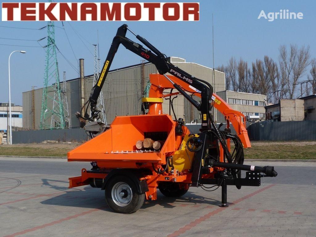 καινούριο τεμαχιστής κλαδιών TEKNAMOTOR Skorpion 500 RB
