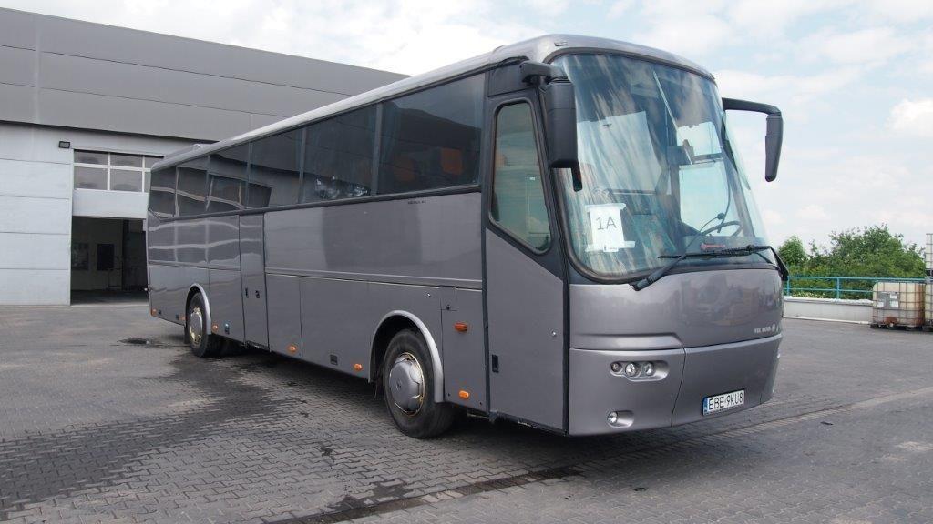 τουριστικό λεωφορείο BOVA Futura