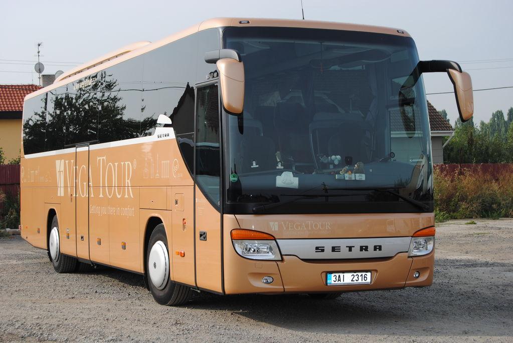 τουριστικό λεωφορείο SETRA S 415 GT-HD